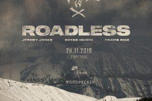 """Legendy snowboardu w filmie """"Roadless"""": premiera 28 listopada"""