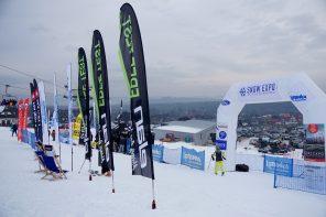 SNOW EXPO w Białce Tatrzańskiej, czyli testy nart na pierwszym śniegu.