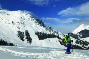 Gesäuse: piękne narty bez wyciągów