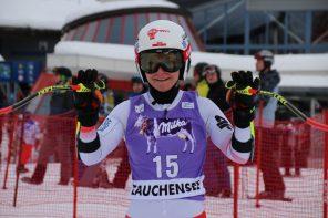 Sylwetki narciarzy – Maryna Gąsienica – Daniel.