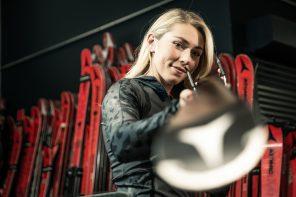 Mikaela Shiffrin: Puchar w pandemii