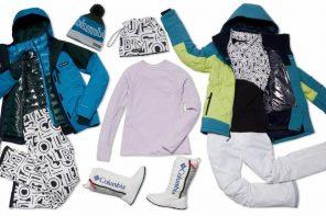 Najnowsza kolekcja Wintersports firmy Columbia